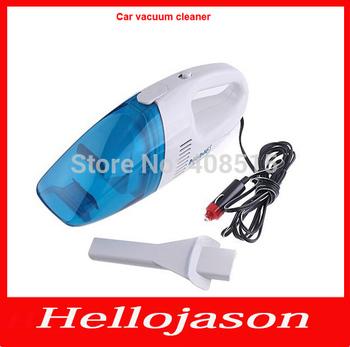 3193 Free Shipping Portable Handheld High-Power Car Vacuum Cleaner 60W 12V 20cs/lot