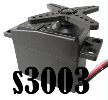50pcs/lot 38g SERVO Futaba S3003 Standard Servo RC CAR BOAT SERVO hpi 1/10 1/8 TRAXAAS TAMIYA fast