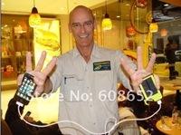 Motion solar energy battery charger 1450mAh 5.5V (0.4W)500mA,5.5V solar energy handset battery charg