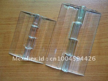 clear hinges,pmma hinges,200mm acrylic hinge