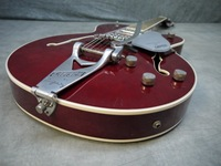 2000 Gretsch G-6119 Tennessee Rose Guitar w/ Electric Guitar