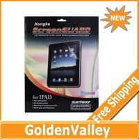 $10 off per $300 order Extremely Transparent Screen Protector+Cleaning Cloth for ipad 2