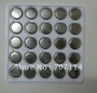 FEDEX Free shipping wholesale 5000pcs/lot Lithium 3V Button Cell / Coin Cell Battery CR2032