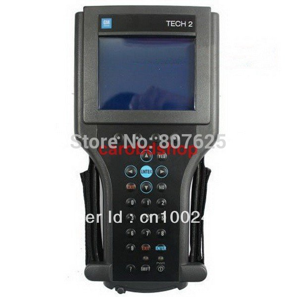 2014 full set GM tech2 supporting 6 kinds of software vetronix GM tech 2 with candi interface(China (Mainland))