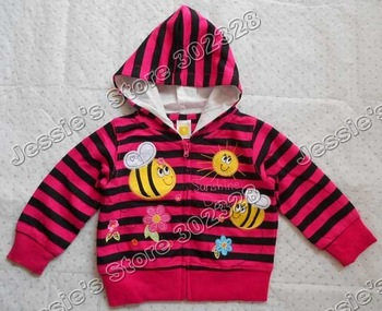 Wholesale Carter 's New Autumn Clothes Toddlers Garment Cotton Wear Baby Hoodies Mixed Models 5sizes
