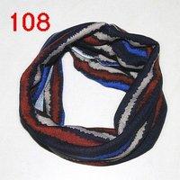 New Arrival Mixedlot (24pcs/lot)Autumn and Winter Fleece MULTI pirate foulard hairband