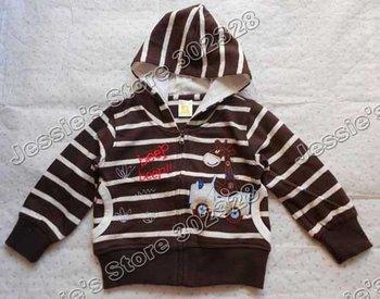 Wholesale Baby Boys Coat Carter 's New Autumn Clothing Infants Garment Cotton Wear