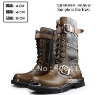 Winter heat man leisure men's shoes fashion warm cowboy boots han edition#1