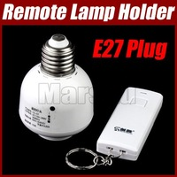 Remote Control Screw Lamp Cap Bulb Holder Light Switch 2306