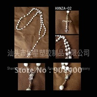 Free shipping/Cross beads/Alloy necklace