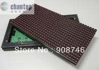 P10 Outdoor Waterproof Red color 1R LED sign display module Unit 320mm*160mm with high brightness