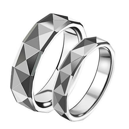 Tungsten Carbide Ring Band