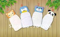 Baby bibs/Infant clothings Sweatbands cushion towel baby cloth baby sleeping bag absorbent towel