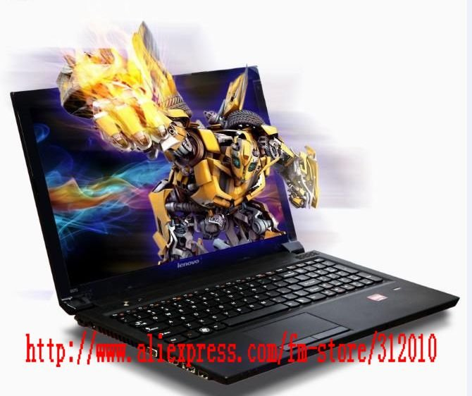 EMS Free shipping Lenovo 15 inches Laptop computers B575A-ETH independent 1 GB video card(China (Mainland))