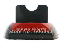"Free Shipping USB 3.0 HDD Docking, Station, HDD Docking, 3.5""/2.5"" SATA HDD dock / Docking station"