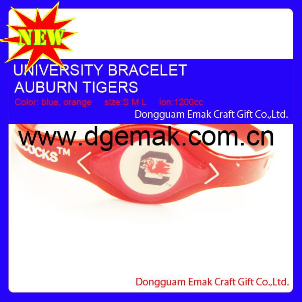 power force bracelet DRAKE-BULLDOGS(China (Mainland))