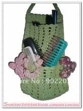 crochet storage bag promotion