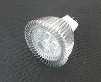 Free shipping 10pcs/lot Cree led bulb MR16 3x2W 6W Dimmable LED lamp-6WMR16-024