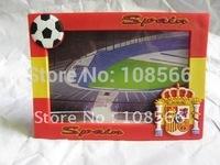Spain photo frame/ cross section