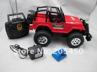Hot sales!! Large size 27*18*17.5cm 4 chanel RC cross country Car electric Car Radio control hummer Car