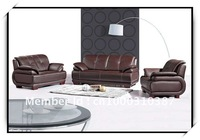 high quality half leather sofa(bulk order) factory export