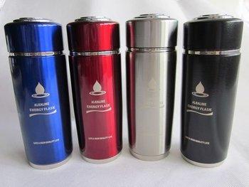tourmaline alkaline energy flask nano cup 10pcs/lot