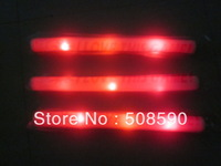 Free Shipping  red 360pcs/lot led  foam stick light cheering glow  stick for Christmas