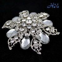 Free Shipping 6pcs/lot Fashion Flower Brooches Jewelry P168-338