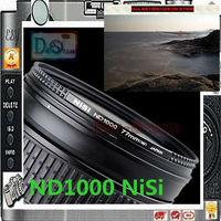 77mm 77 Nisi Ultrathin slim ND ND1000 Neutral Density Japan lens Filter 10EV 10stop pa054