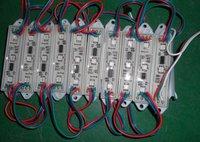 4096 gray scale;3001 IC, DC12V input,3pcs 5050 SMD RGB,20pcs a string