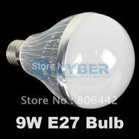 9W E27 100V ~240V Warm White LED Lamp Globe Light Bulb dropshipping