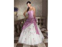 2013 Custom Evening Dress Cocktai Bridal Prom Dress Party  Formal Custom Size