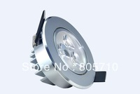 1W 3W 6W 9W 12W  LED Ceiling Spot Downlight 220V AC
