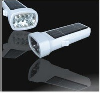 Solar Flashlight Easy Energy  PV More LED