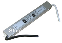 Waterproof IP66 40W LED power supply, Constant voltage,output 12VDC, 24VDC