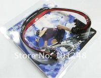 50pcs/lot Wireless Wrap Around Headphones Digital Sport MP3 Player M339B- Fress shipping