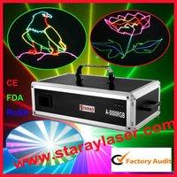 3w RGB animation laser projector