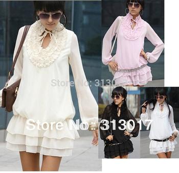 S-M free shipping  new ladies dress women's dress women clothing women's garments ladies dress#051