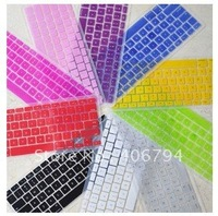 """Silicon Keyboard Skin Protector Case For MacBook Pro 13.3"""" 100 pcs/lot Colorful"""