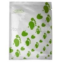 FDA qualified detox foot patch 2pcs/bag,20 bags/lot, 1 lot=100 foot pads+100 adhesive sheets