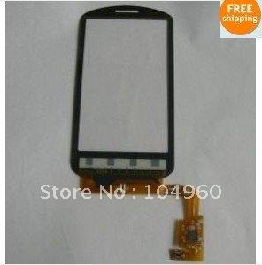 Pantalla táctil del panel de cristal digitalizador para Huawei U8800 reemplazo reparación X5
