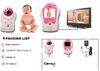 Free shipping 1pcs/lot 2.4GHZ Wireless Camera Voice Control Baby Monitor 1.5 Inch TFT LCD BRAND NEW