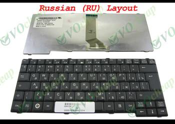 New Laptop keyboard for Fujitsu Amilo Pro V5505, Esprimo Mobile D9500 M9400 V5505 V5515 V5535 V5545 Black Russian - NSK-ADP2R