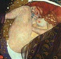 reproduction oil painting Klimt,Decorative canvas art Klimt-017