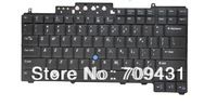 Free shipping  for Dell D620 D630 D631 D820 D830 M65 laptop keyboard US layout