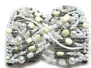 H604-027 12PCS!Fashion Stretchy Wholesale Goody Hair Combs(China (Mainland))