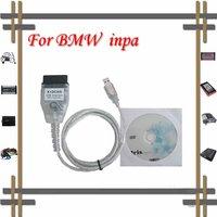free shipping! INPA K +DCAN USB OBD2