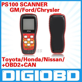 PS-100 AUTO OBDII Trouble Code scanner PS100 SCANNER