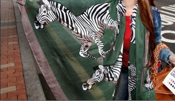 Wholesale Fashion South Korean Style Horse Type Scarf,Super Price!Free Shipping!12pcs/lot,Hot Sell!