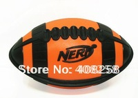 2012 NEW NERF BACKYARD FOOTBALL.3525 ORANGE/YELLOW FREE SHIPPING Rugby